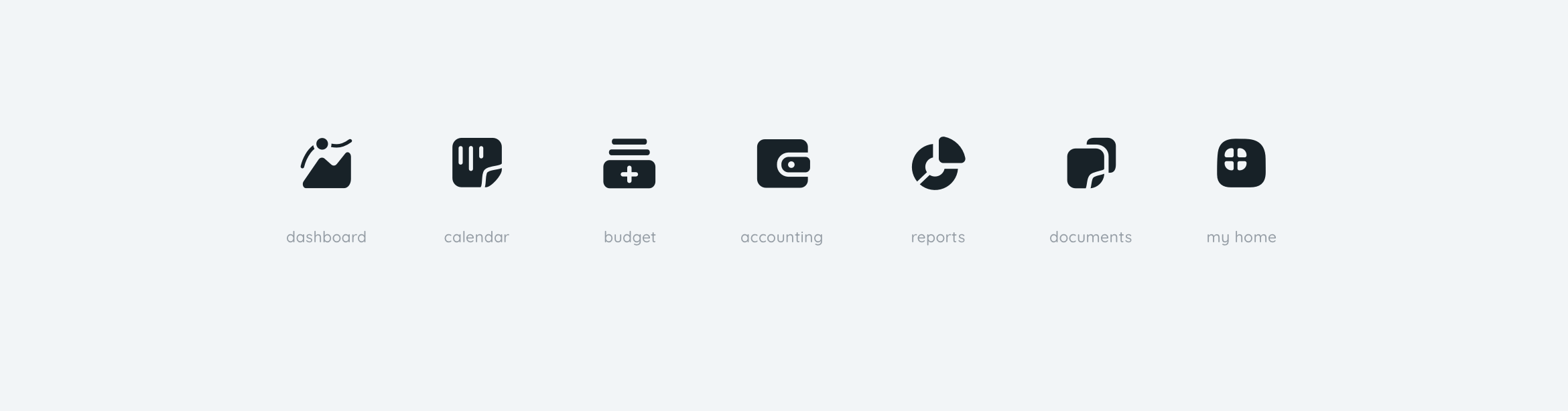 2homes product UI icons
