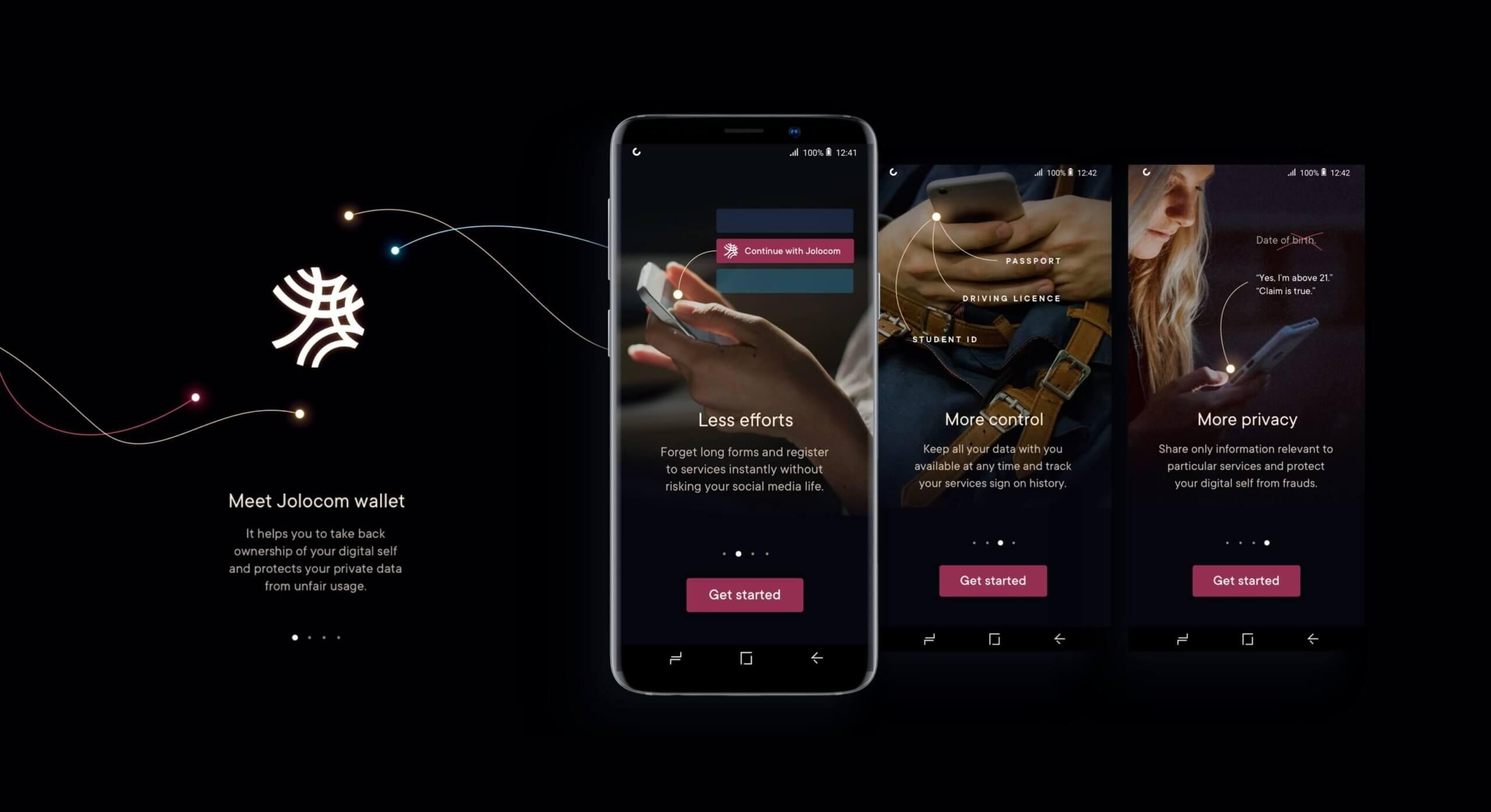 Jolocom_rebranding-Nezhynska-smartwallet-onboardingUI